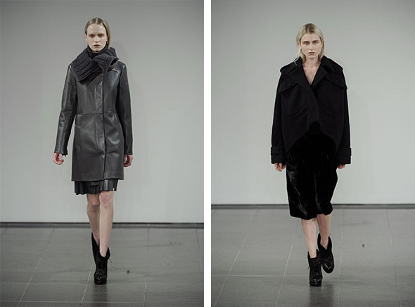 London Fashion Week AW 10: День четвертый. Изображение № 17.