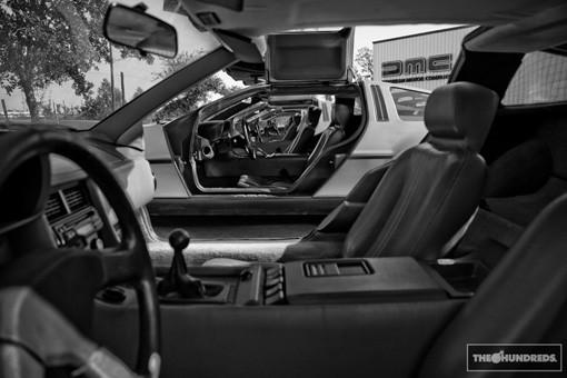 DeLorean. Автомобиль-легенда. Часть 1. Изображение № 6.