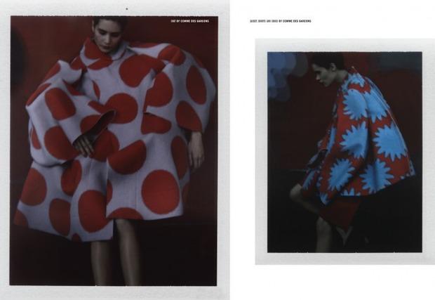 Вышли новые съемки Vogue, i-D, 10 и Interview. Изображение № 9.