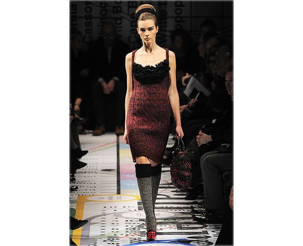 Показ Prada на Неделе моды в Милане. Изображение № 18.
