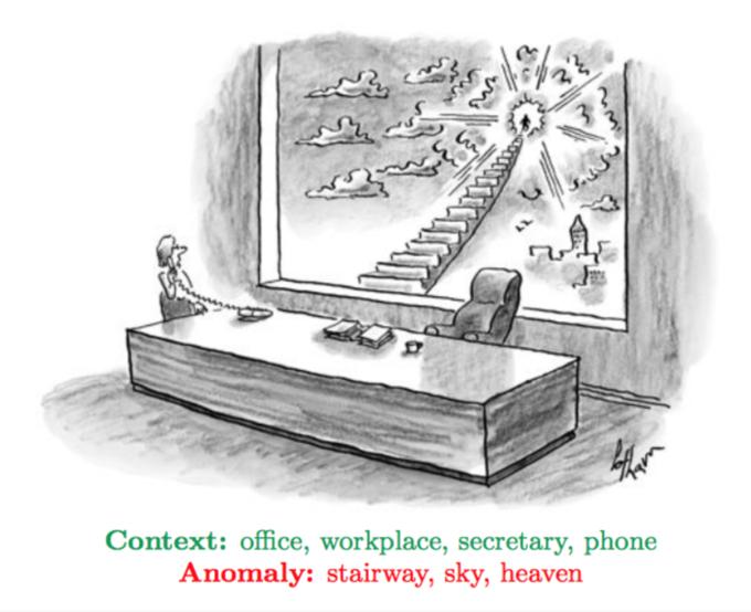 Microsoft научила программу оценивать шутки для New Yorker. Изображение № 1.