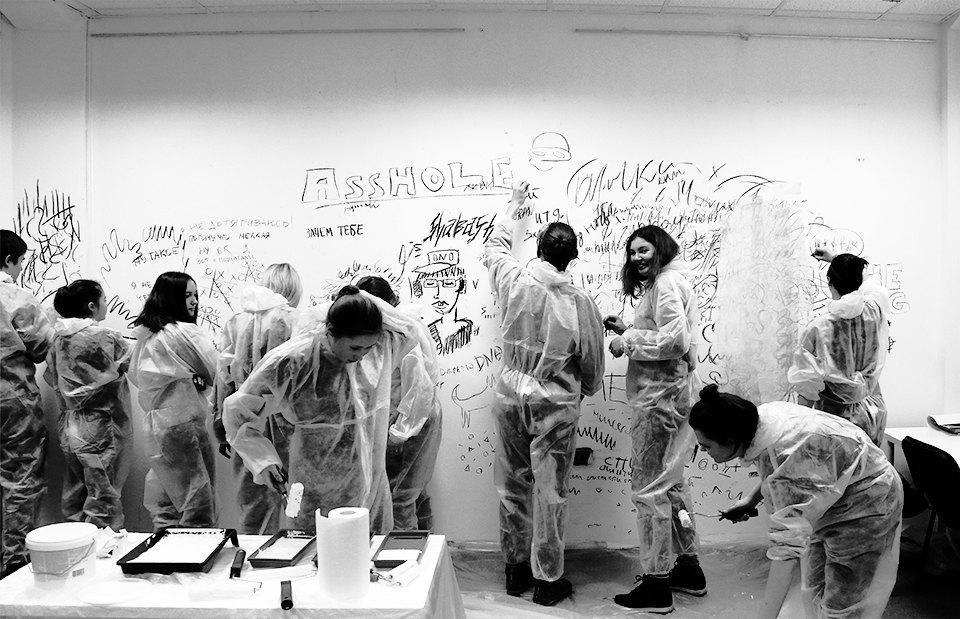 Фото: зачем нужны закрытые студенческие выставки . Изображение № 11.