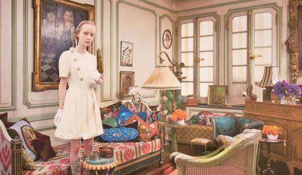Лукбук: Prada Fantasy FW 2011. Изображение № 15.