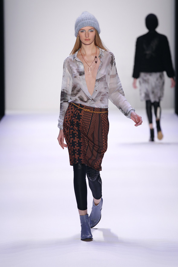 Berlin Fashion Week A/W 2012: Lala Berlin. Изображение № 17.