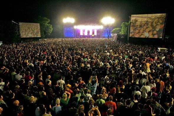10 молодых музыкантов: Фестиваль EXIT 2012. Изображение №21.