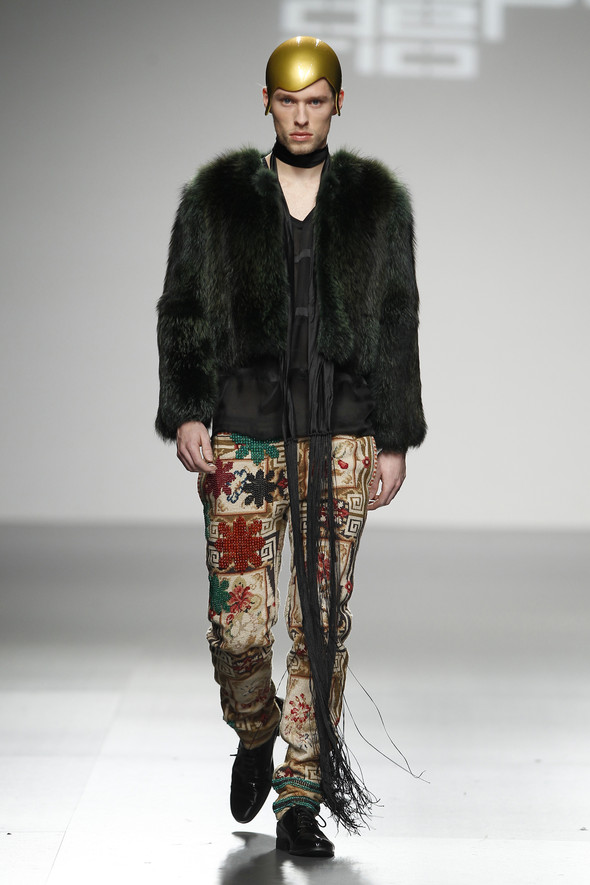 Madrid Fashion Week A/W 2012: David del Rio. Изображение № 17.