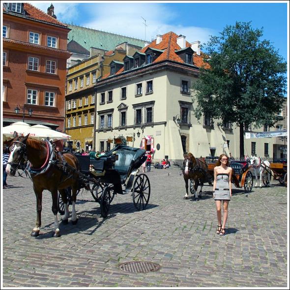 Варшава: советские сказки и европейская реальность.. Изображение № 7.