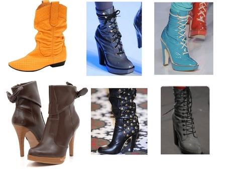 Обувь осень-зима 2008–2009. Изображение № 10.