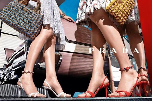 Кампания: Prada SS 2012. Изображение № 28.