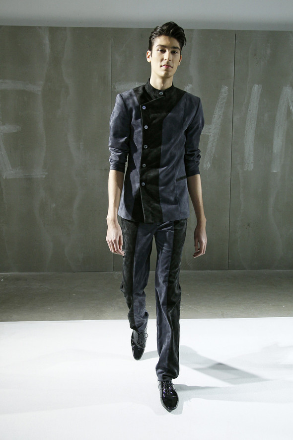 Berlin Fashion Week A/W 2012: Sebastian Ellrich. Изображение № 14.