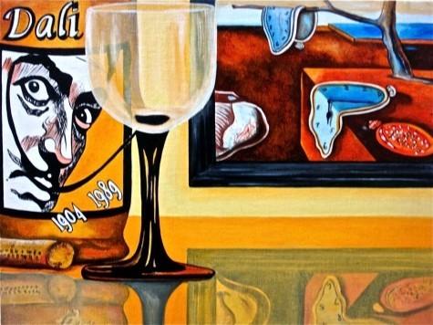 K. Madison Moore - знает толк в вине и живописи ХХ века. Изображение № 6.