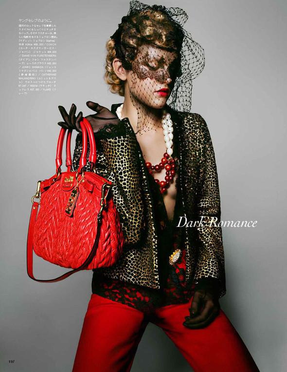 Съёмка: Ясунари Кикума для Vogue. Изображение № 3.