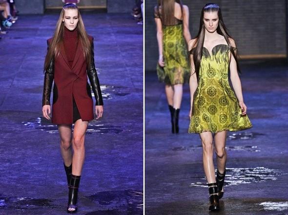 Показы Milan Fashion Week FW 2012: День 5. Изображение № 7.