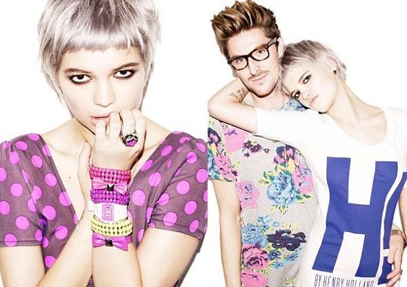 Кое-что новое:Alexander McQueen, Urban Outfitters, Zara. Изображение № 14.