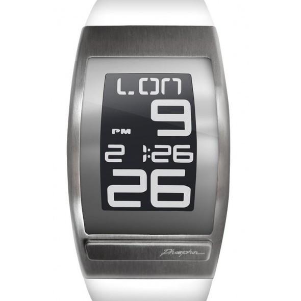 Изображение 23. Часы Phosphor WORLD TIME с дисплеем из электронной бумаги.. Изображение № 23.