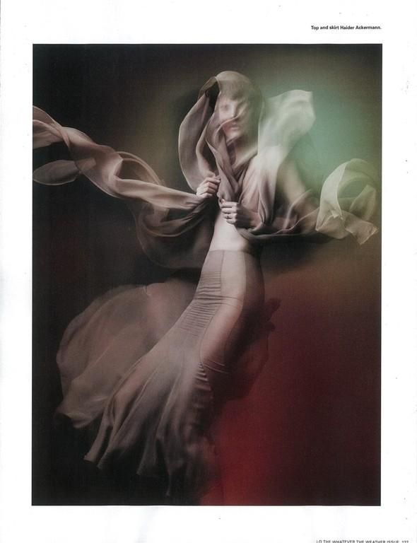Съёмка: Стелла Теннант для i-D. Изображение № 6.