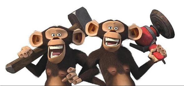 В мире животных: Герои «Мадагаскара» в мемах, рекламе и видеороликах. Изображение № 91.