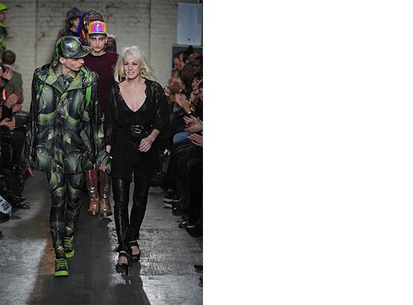 London Fashion Week AW 10: День шестой. Изображение № 20.