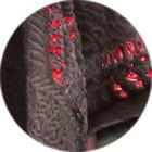 Кутюр в деталях: Маски, бисер и кожа в коллекции Givenchy. Изображение № 6.