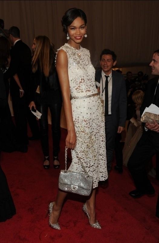 Изображение 6. 2011 MET Costume Institute Gala - Models style.. Изображение № 7.