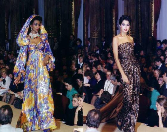 Архив: коллекции Yves Saint Laurent 1962-1999. Изображение № 21.