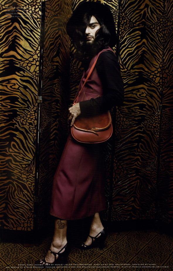 Изображение 79. Съемки: Harper's Bazaar, Industrie, Vogue и другие.. Изображение № 12.
