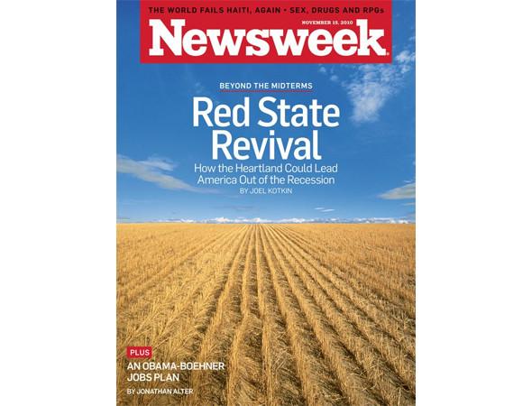 The Daily Beast и Newsweek объединяются. Изображение № 1.