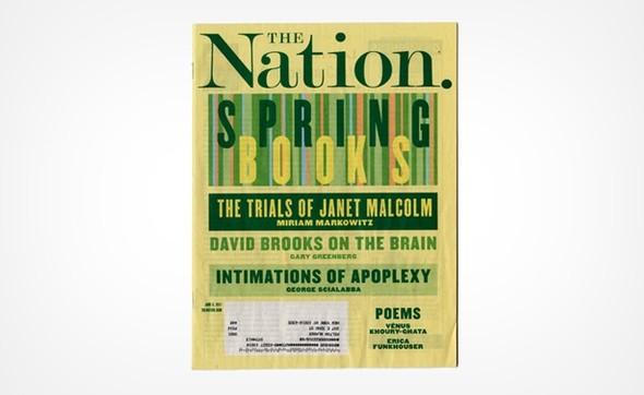 Самые красивые обложки журналов в 2011 году. Изображение № 51.