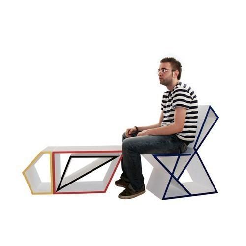 Изображение 3. Вещь: Мебельный комплект-трансформер.. Изображение № 3.