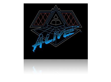 Новый концертный альбом группы Daft Punk. Изображение № 1.