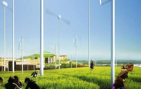 Органичный город – город 21 века. Изображение № 44.