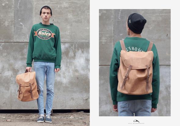 Изображение 10. Летняя коллекция рюкзаков от Asya Malbershein.. Изображение № 17.