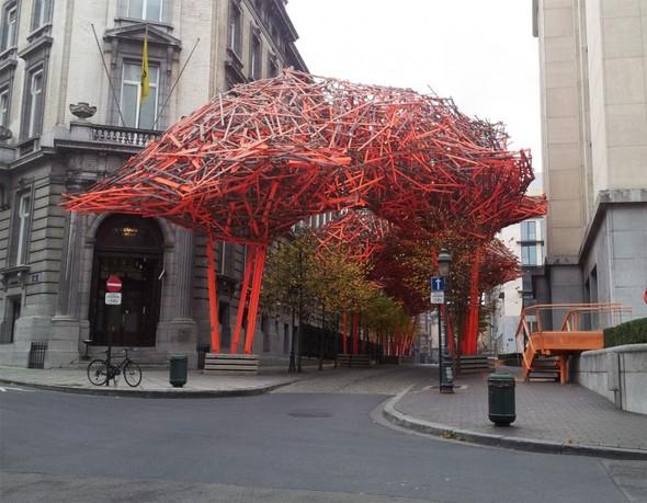 Городская скульптура от Арне Куинзе. Изображение № 1.