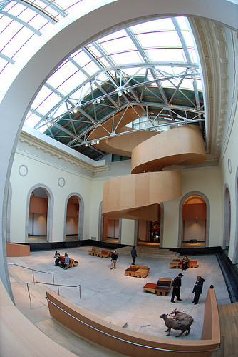 Art Gallery of Ontario. AGO. Изображение № 6.