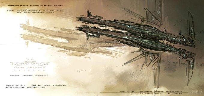 Художник «Восхождения Юпитер» выложил концепты к фильму. Изображение № 31.