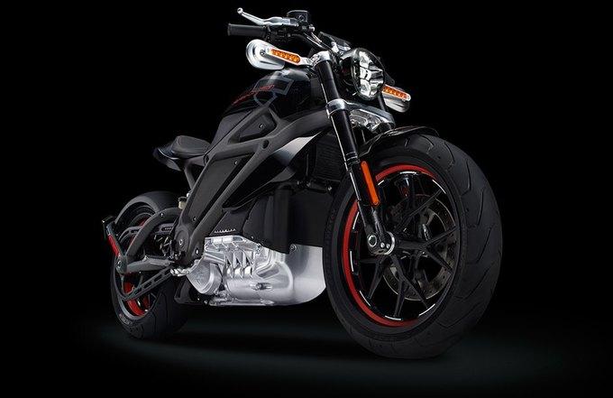 Harley-Davidson показал свой первый электробайк. Изображение № 5.