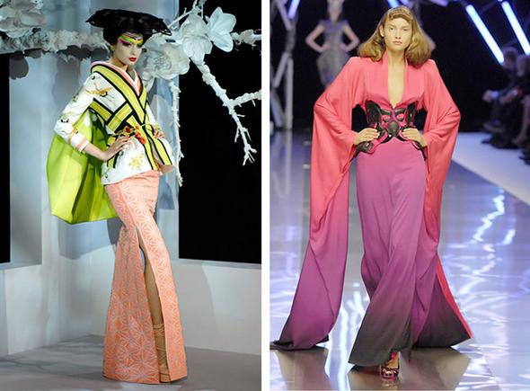 Dior весна-лето 2007/ Alexander McQueen весна-лето 2008. Изображение № 67.
