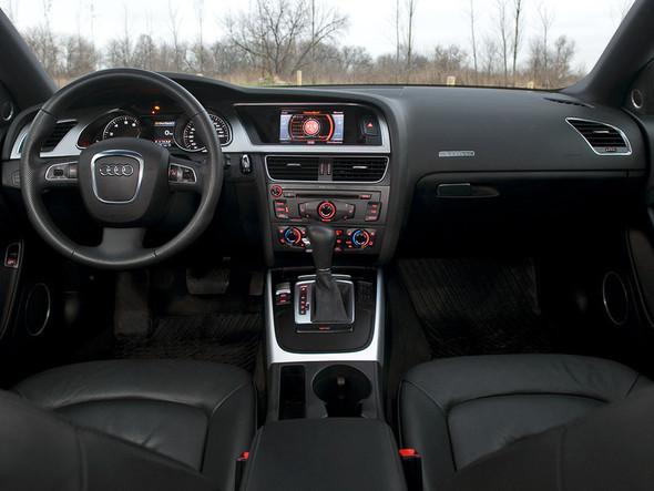 Audi A5. Кабриолет зимой. Изображение № 3.