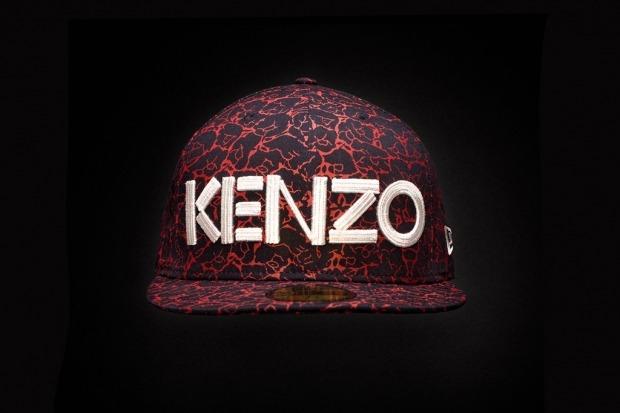 Kenzo снова создали кепки и кеды с New Era и Vans. Изображение № 4.