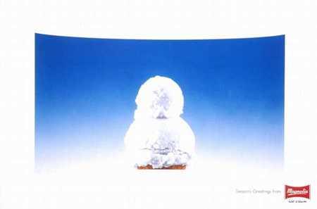 Леденящая воображение реклама мороженого. Изображение № 11.