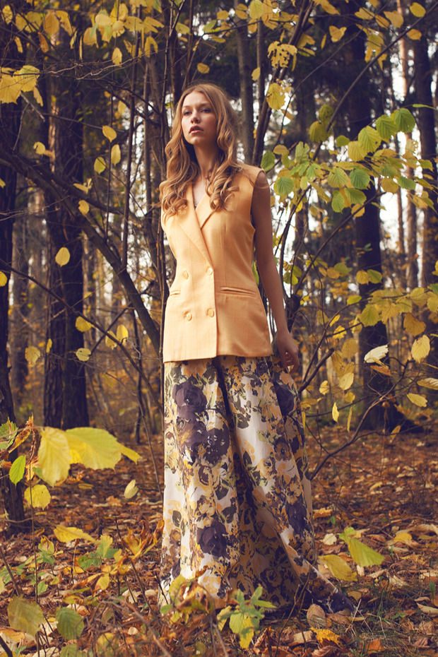 "Новый lookbook ANaзarova ""Fairy Tale"" Fall-Winter 2012-2013. Изображение № 3."