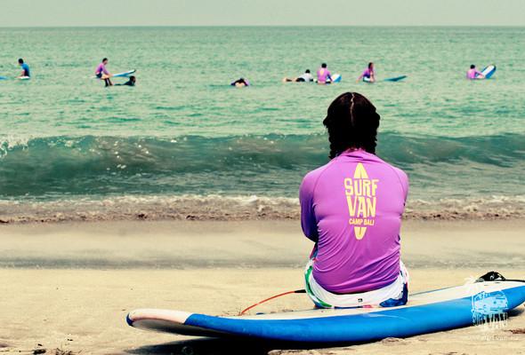 Surf Van Camp – деликатное полоскание с доской на Бали. Изображение № 5.