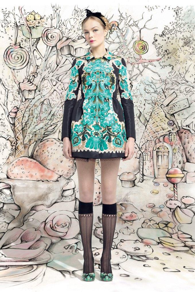 H&M, Sonia Rykiel и Valentino показали новые коллекции. Изображение № 93.