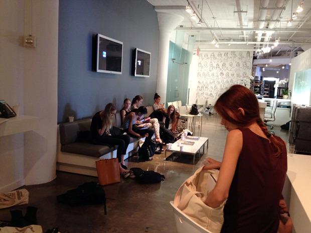 Дневник модели: Эксклюзив для Proenza Schouler на Нью-Йоркской неделе моды. Изображение № 22.