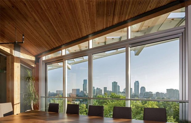 Как устроено самое экологичное здание в мире. Изображение № 4.
