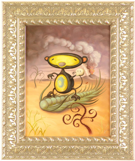 Эйсид-поп сюрреализм Тодда Шорра. Изображение № 45.