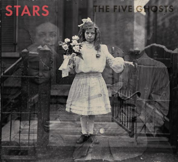 Новый альбам Stars. Изображение № 1.