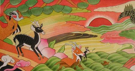 Звериная Япония Мойры Хан. Изображение № 3.