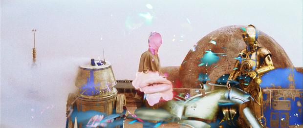 Режиссёр наложил все «Звёздные войны» друг на друга. Изображение № 7.