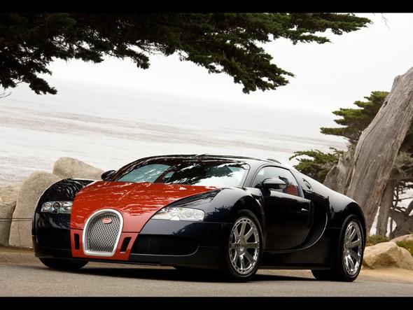 Bugatti Veyron FBGpar Hermes. Изображение № 7.